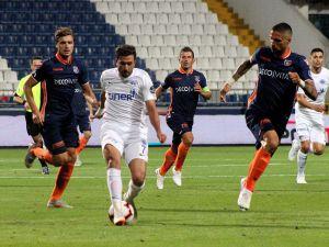 Spor Toto Süper Lig: Kasımpaşa: 2 - Medipol Başakşehir: 1 (Maç sonucu)