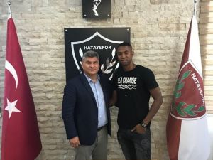Bakary Nimaga Hatayspor'da