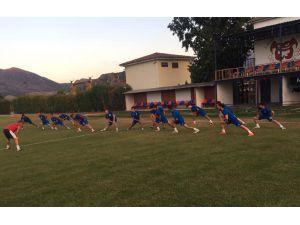 Eğirdirspor alt yapısından 8 oyuncu Belediyespor kadrosunda