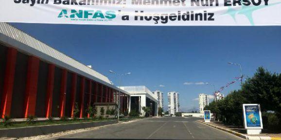 Bakan Ersoy'un Ziyaret Edeceği 'Expo'lar Karıştı