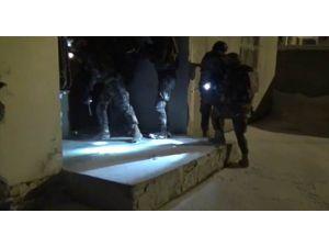 Van merkezli 3 ilde terör operasyonu: 7 gözaltı