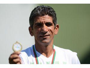 Manisa Büyükşehir'in altın adamı yine birinci oldu