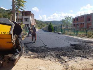 İğdir yolları asfaltlanıyor