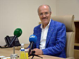 Başkan Kafaoğlu'ndan Ayvalık'a yol müjdesi