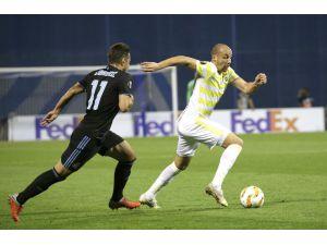 UEFA Avrupa Ligi: Dinamo Zagreb: 4 - Fenerbahçe: 1 (Maç sonucu)
