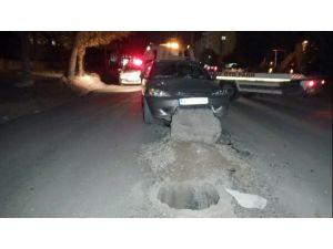 Muş'ta trafik kazası: 3 yaralı