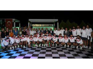 Çiğli'den Spor Dayanışma Gecesi