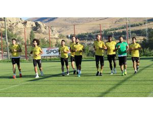 Evkur Yeni Malatyaspor, Çaykur Rizespor maçının hazırlıklarını tamamladı