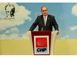 """CHP Sözcüsü Öztrak: """"Gerekçeli kararın yayınlanmasını bekliyoruz"""""""
