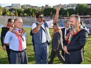 Ata sporu yağlı güreş Bursa'da yaşatılıyor