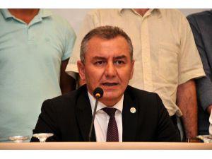 Baro Başkanı: Adaletin Zerresini, Hukuk Kırıntısını Arıyoruz