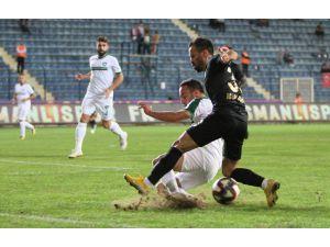 Spor Toto 1. Lig: Osmanlıspor: 0 - Denizlispor: 2