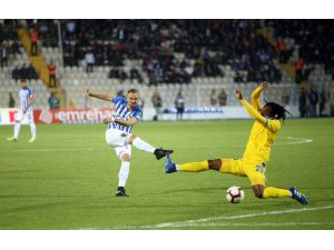 Spor Toto Süper Lig: Bb Erzurumspor: 0 - Mke Ankaragücü: 1 (Maç Sonucu)
