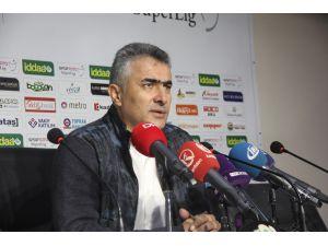 Bb Erzurumspor - Mke Ankaragücü Maçının Ardından