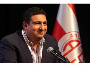 Ali Şafak Öztürk, Antalyaspor Derneği Başkanı Oldu