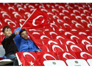 Türkiye - Arnavutluk maçından notlar