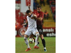Türkiye - Arnavutluk: 2-3