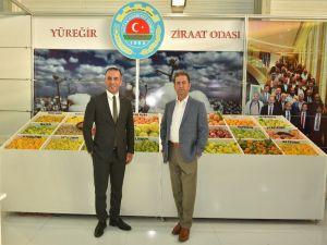 """YZO Başkanı Doğan: """"Adana yeniden tarımın başkenti oldu"""""""