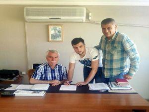 Ercan Yazıcı 2 yıl daha Samsunspor'da