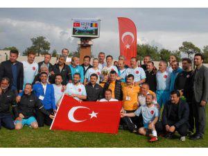 Uluslararası Parlamentolar Arası Futbol Turnuvası'nda şampiyon Türkiye