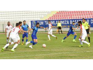 Manavgat, Kepez'i tek golle geçti