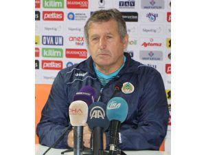 Aytemiz Alanyaspor-Evkur Yeni Malatyaspor maçın ardından