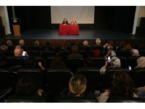 Odunpazarı Belediyesi'nden Alzheimer Söyleşisi