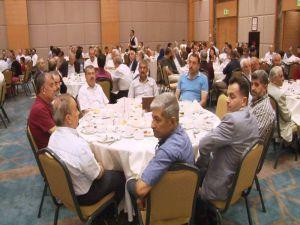 Malatya Girişim Grubu'ndan iftar yemeği