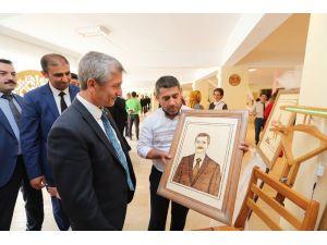 Şahinbey'de 9. Geleneksel El Sanatları Sergisi Açıldı