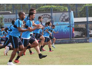 Adana Demirspor'da Elazığspor Maçı Hazırlıkları Sürüyor