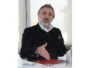 """Talat Papatya: """"Umarım Hakemler Açıklamalardan Etkilenmez"""""""