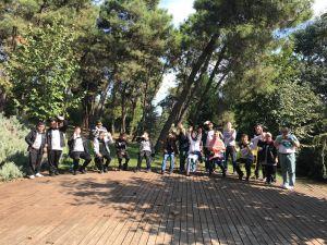 Cemil Meriç Öğrencileri Ekopark'ta