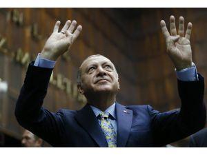 """Cumhurbaşkanı Recep Tayyip Erdoğan, """"Bugün Emeklilikte Yaşa Takılanlar Diyerek Kampanya Yürütenlerden Büyük Bir Bölümü Emekli Maaşı Almaya Başladıktan Sonra Resmi Ya Da Gayri Resmi Olarak Çalışmayı Sürdürecektir. Hal Bö"""