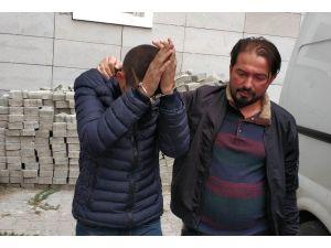 Samsun'dan Çaldığı Motosikleti Çorum'a Götüren Genç Tutuklandı
