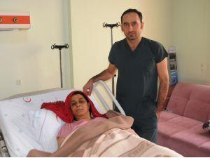 Şırnak'ta İlk Defa Kapalı Rahim Alma Ameliyatı Yapıldı