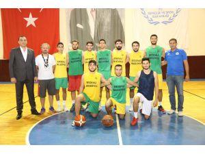 Erdemli Belediye Basketbol Takımı Lige Hazır