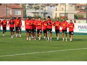 Gözetepe Beşiktaş Maçında Gözünü Galibiyete Dikti