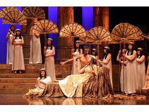 Yeni Sezonun İlk Operası 'Aida'