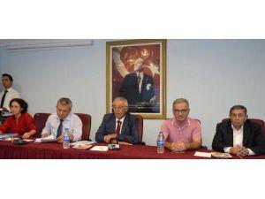 Kaş'ın Bütçesi 81 Milyon Lira