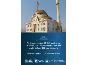 Melikgazi Belediyesinden Bir Camii Daha