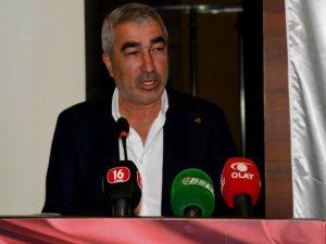 """Samet Aybaba: """"Bursaspor Gerekli Desteği Almazsa Başarılı Olacağına İnanmıyorum"""""""