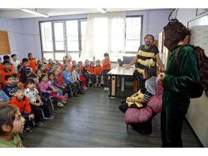 'Okulda Oyun Var' Etkinliği Konak'ta Kaldığı Yerden Devam