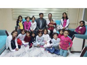 Van'da Çocuklar Yaşlılar İle Buluştu