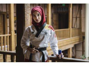 """Kübra Dağlı: """"Güney Kore'den Sonra Taekwondoda En Başarılı İkinci Ülkeyiz"""""""