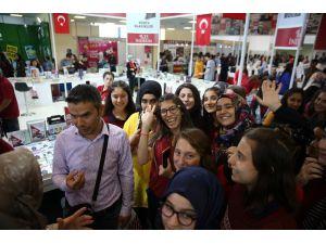Büyükşehir Belediyesi'nin Düzenlediği Kayseri Kitap Fuarı Geçen Yılki Rekoru Kırdı