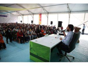Kayseri Kitap Fuarı'na Katılan Yazarlardan Büyükşehir Belediyesi'ne Teşekkür