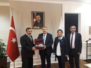 İhtiyaçlar Bakan Yardımcısı Halil Eldemir'e İletildi