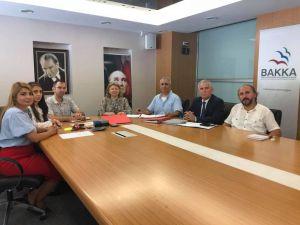 Mesleki Eğitim Merkezi İle Bakka Sözleşme İmzaladı