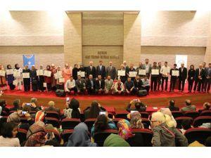 İşitme Engelli Genç Türkiye İkincisi Oldu