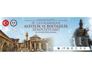 Türk Tarih Kurumu Ve Hacı Bayram Veli Üniversitesinden ''Alevilik Ve Bektaşilik Sempozyumu''